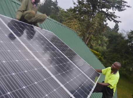 A New Solar System Is Born in Uganda!