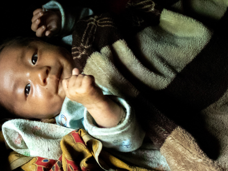 It Takes a Village to Save a Life (story from One Heart Worldwide, Nepal)