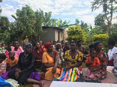 Community Health Outreach in Uganda!