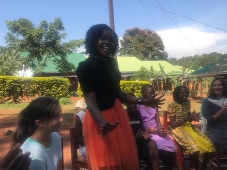 "The Secret Sauce of Empowering Girls: Encouraging ""Voice and Choice"" (Sunrise Centre, Uganda)"