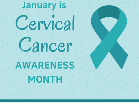 Lifting Up Cervical Cancer Awareness!