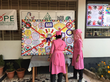 Anti-bullying and Critical Thinking for Young Midwives in Bangladesh (Hope)