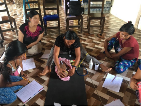 Women as Defenders of the Forest: Ikiama Nukuri (Ecuadorian Amazon)