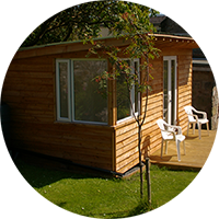 bespoke garden offices garden rooms shed