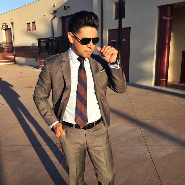 Your Go-To Suit for Fall | The Social Cut Grooming Cafe