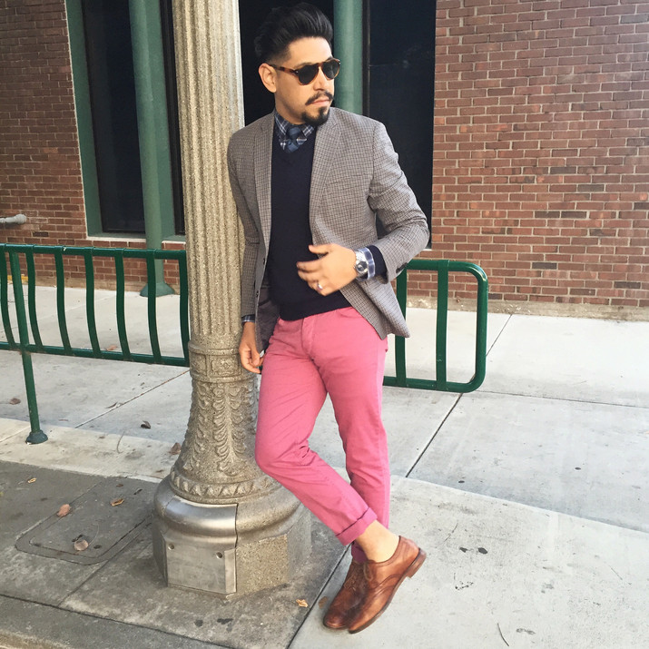 Stay Warm in these Cool Colored Pants