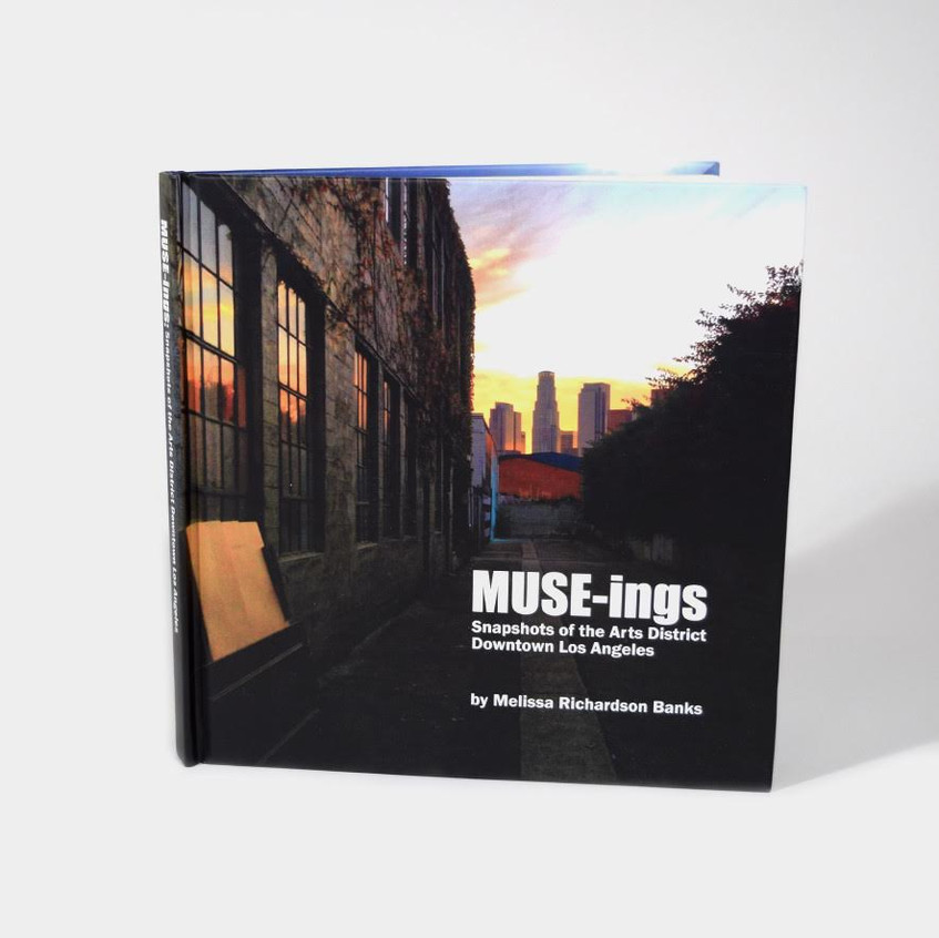 Autographed book 'MUSE-ings'