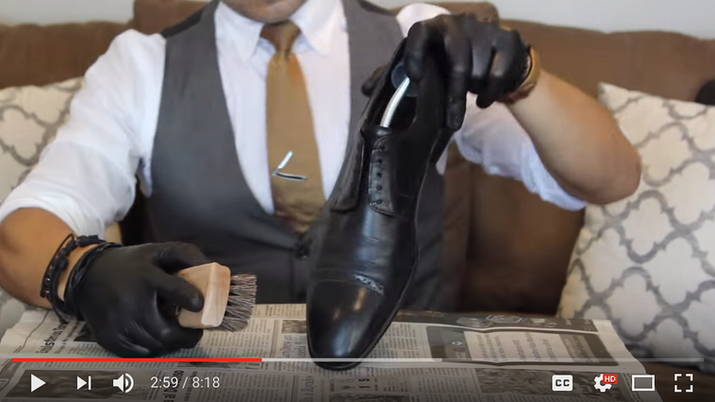 How to Shine Your Shoes on a Budget