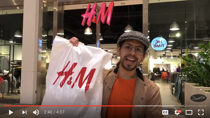 $50 Outfit Challenge at H&M