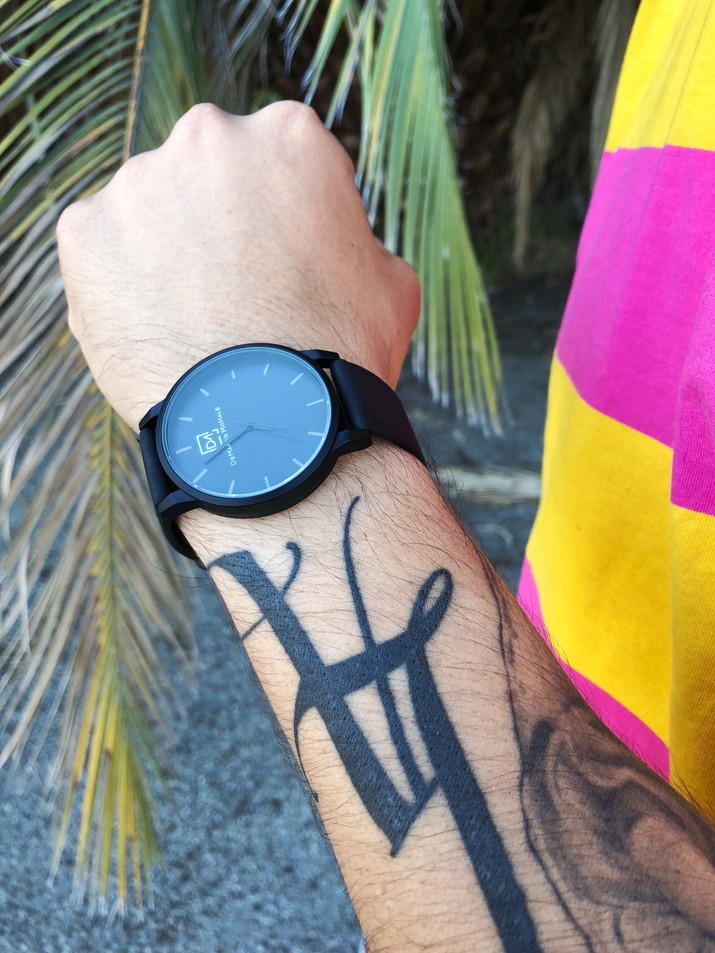 The Perfect Watch to Take from Day Time Casual to Night Time Formal