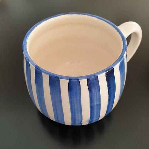 BLUE JUMBO CUP