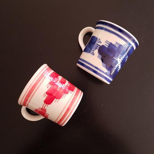 """MALLORCAN """"Lenguas"""" CUPS"""