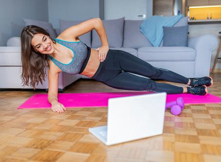 Como combater o sedentarismo utilizando o espaço do seu apartamento?
