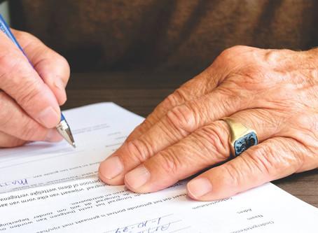 Documentos Geralmente Exigidos na Hora de Comprar um Imóvel Financiado.
