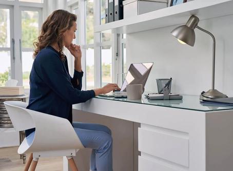 Dicas Importantes Para Tornar o Home Office Mais Funcional e Produtivo.