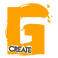 Gcreate actor Caerphilly Cardiff logo