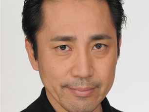 Eiji Mahara appearing in Girl/Haji for BBC2.
