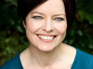 Cathy Walker joins the cast of 'Witness for the Prosecution' at County Hall.