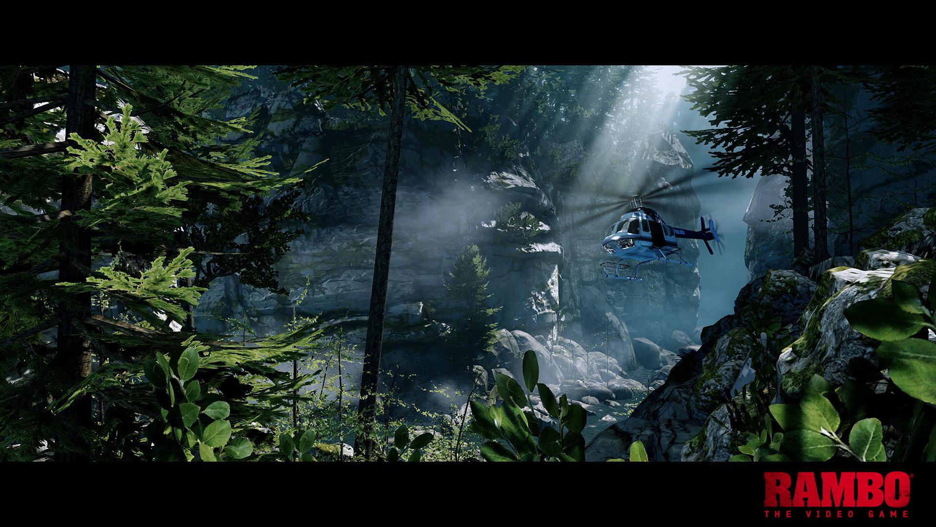 Forrest Near Hope