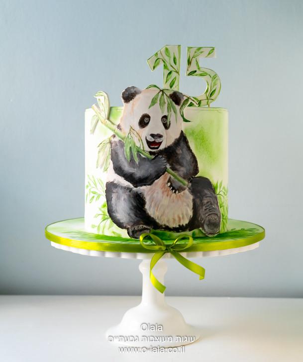 עוגת פנדה