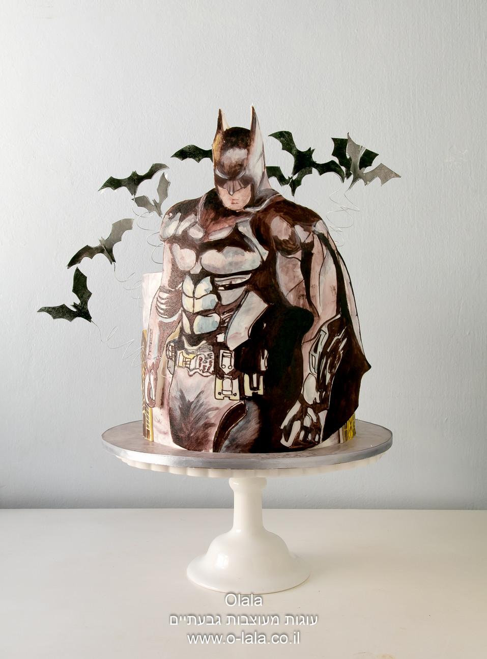 עוגת בטמן