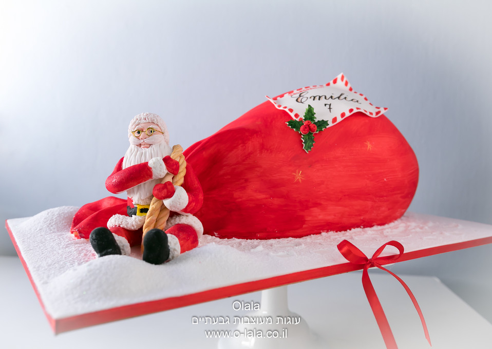 עוגת סנטה קלאוס