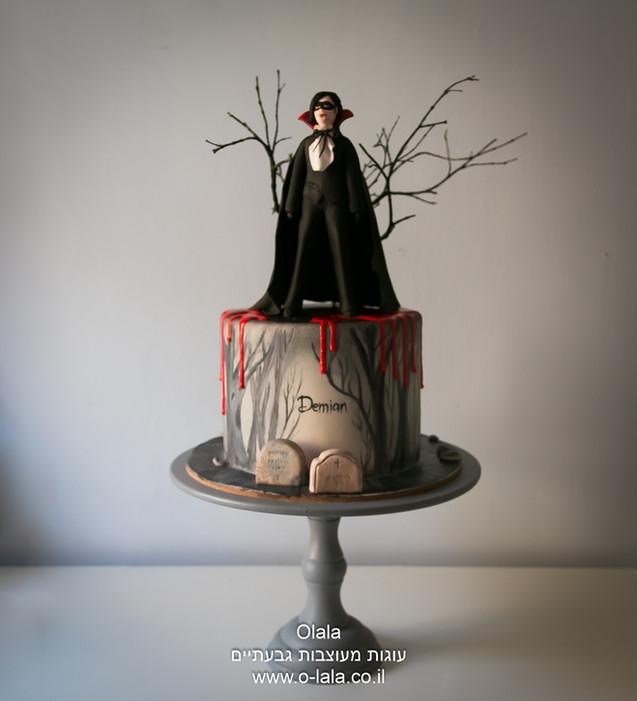 עוגת ערפד