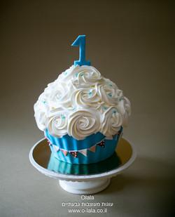 עוגת קייק סמאש