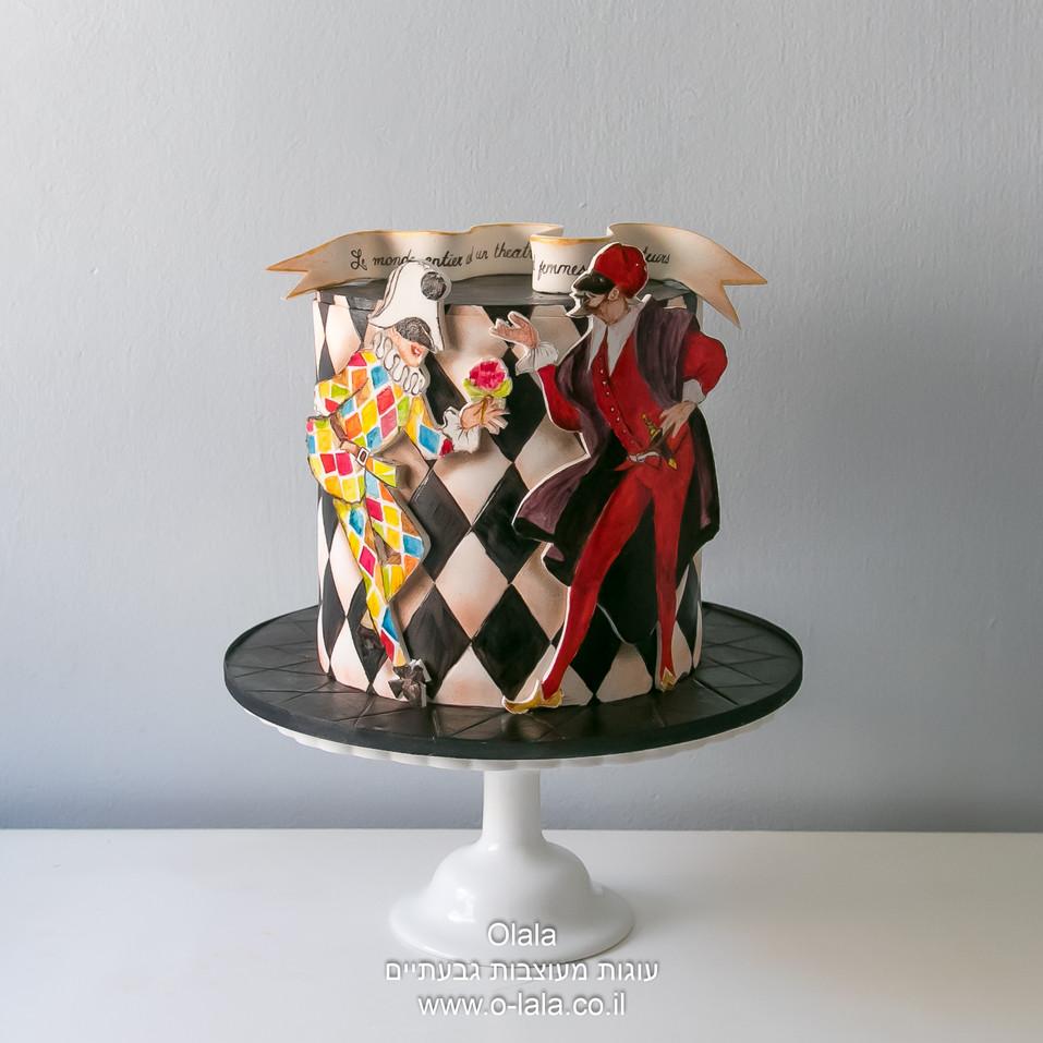עוגת תיאטרון