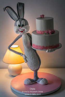 עוגת באגס באני