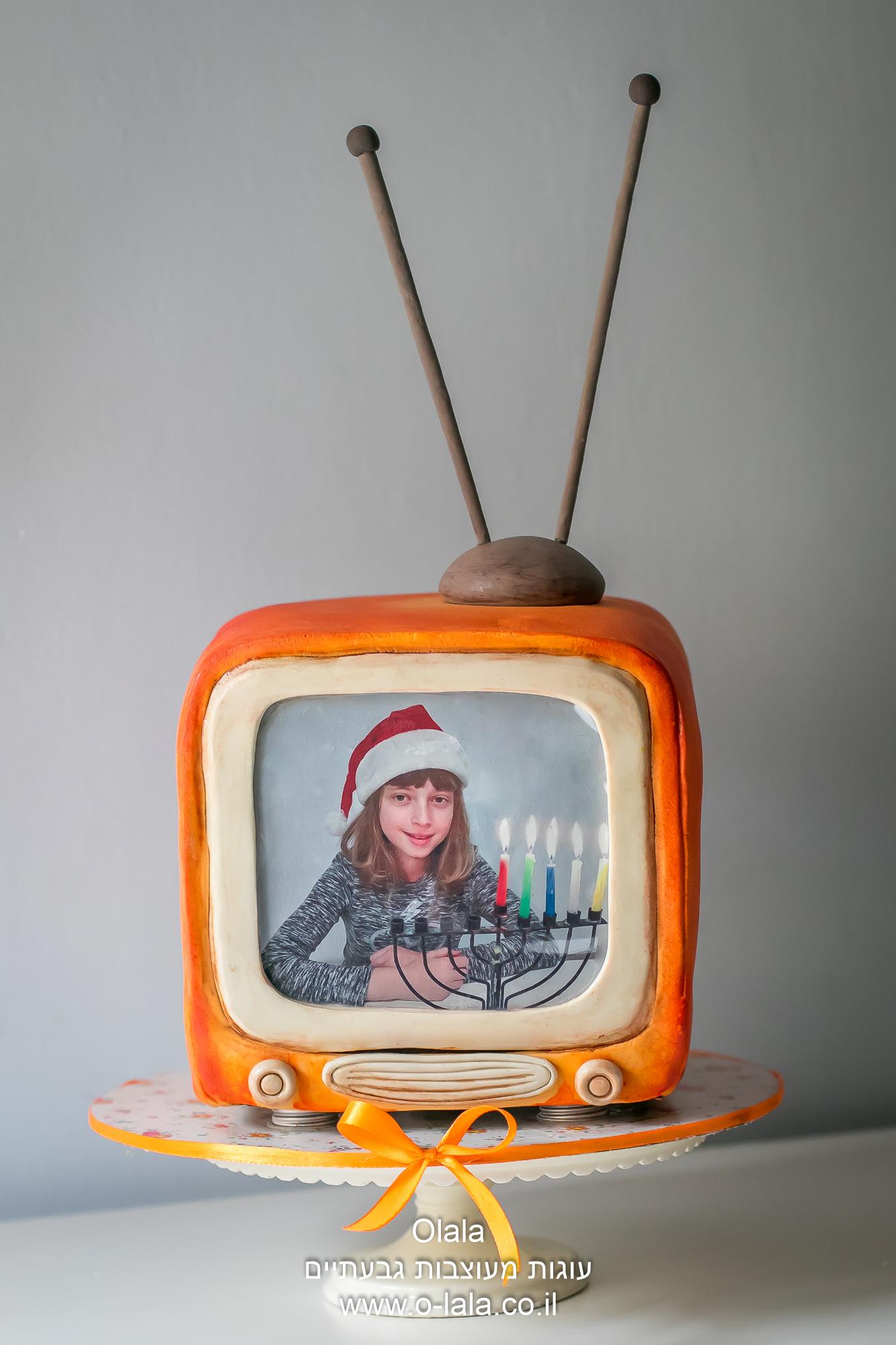 עוגת טלוויזיה