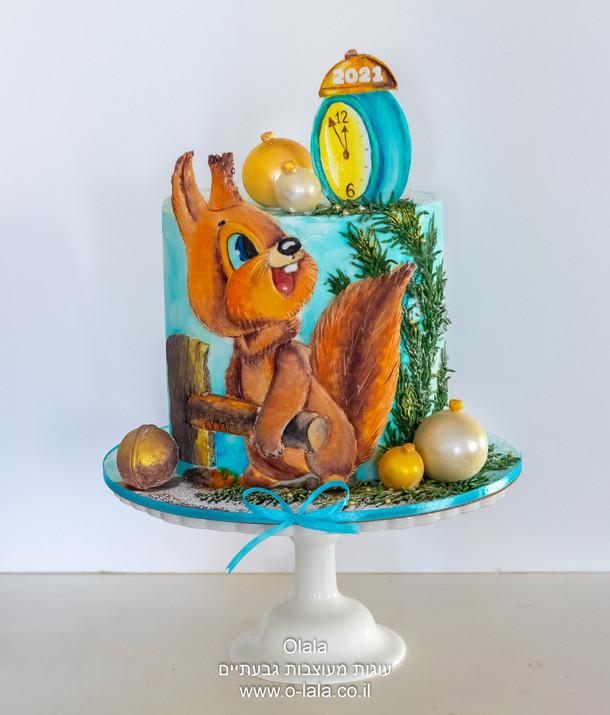 עוגת נובי גוד