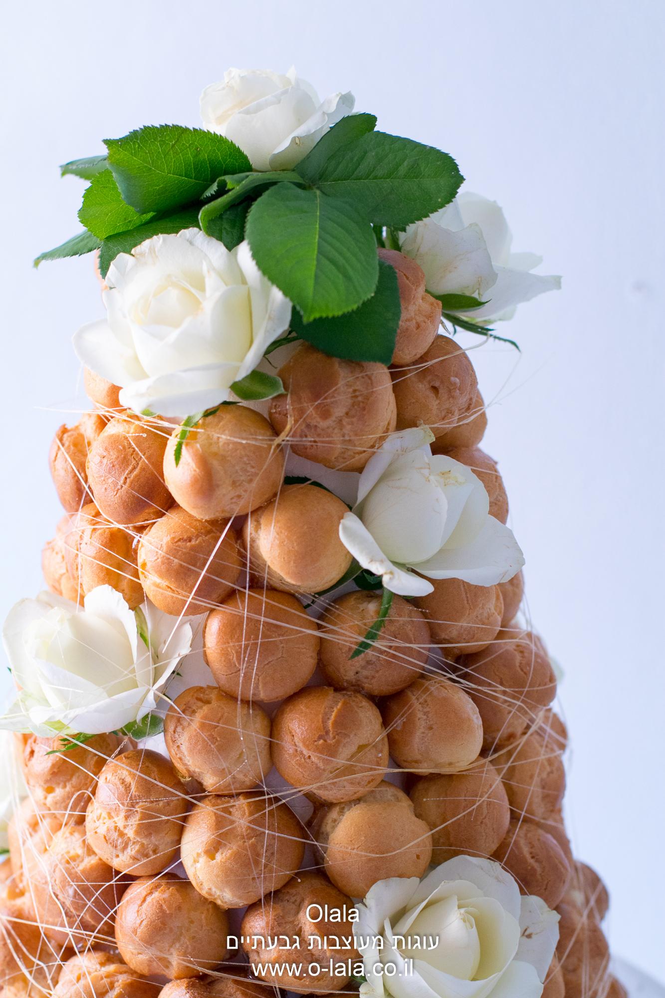 קרוקומבוש מגדל פחזניות