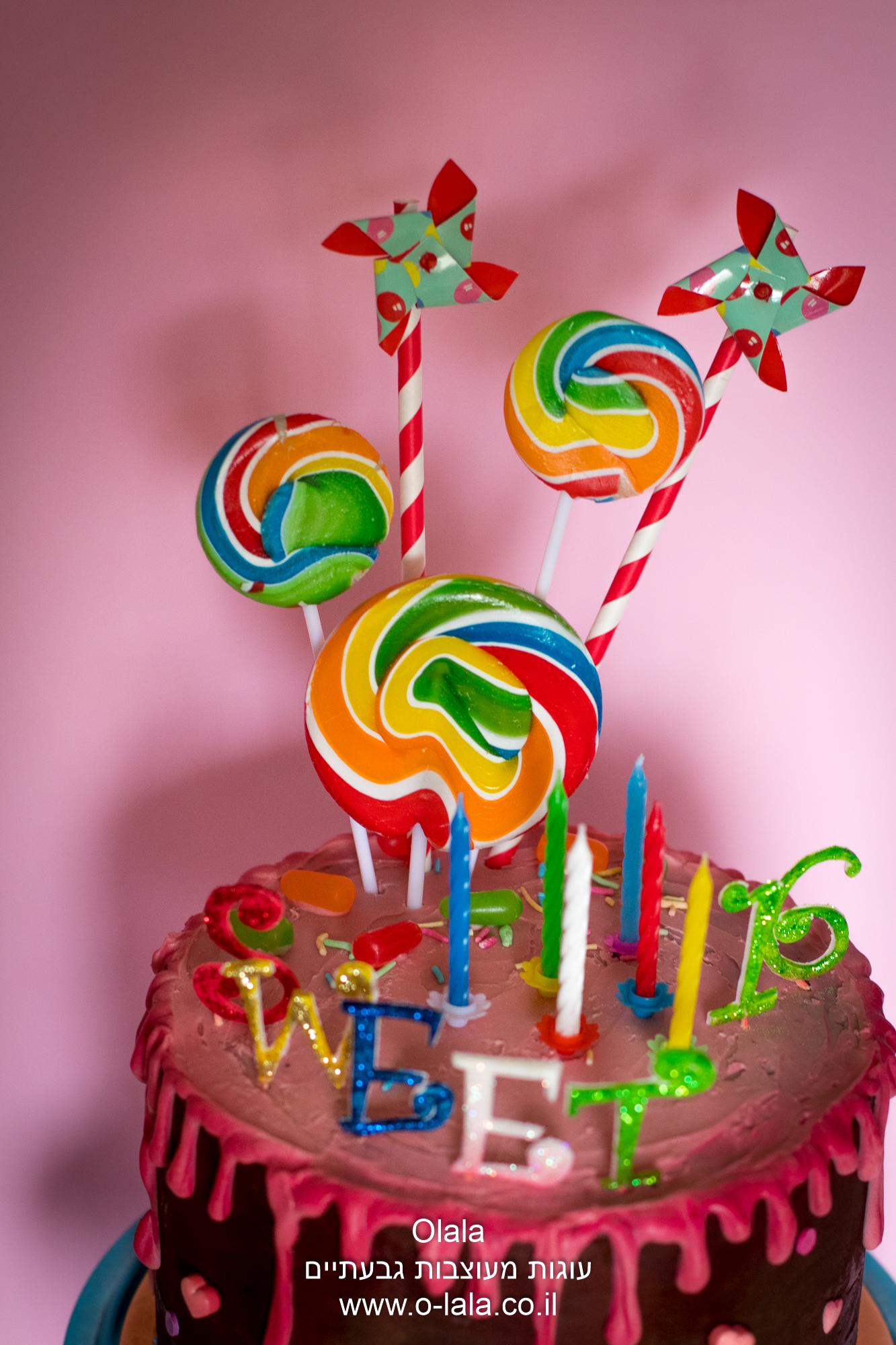 עוגת סוכריות