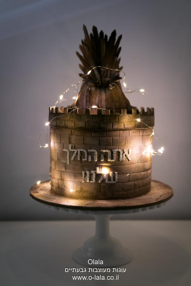 עוגת משחקי הכס