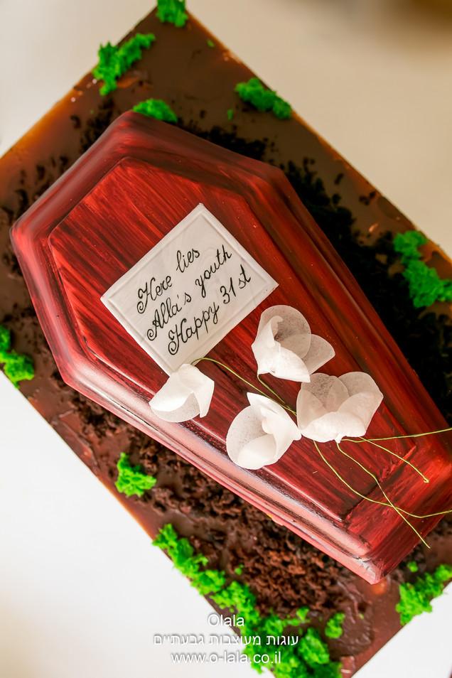 עוגת ארון מתים