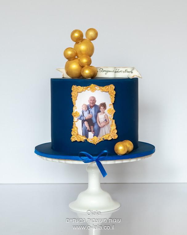 עוגה לגבר