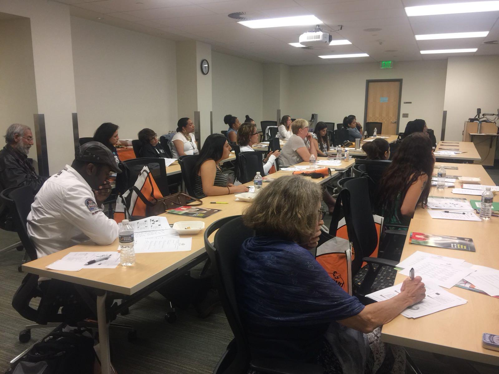 Student & Parent Training Baltimore