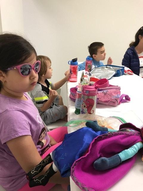Summer Ready Social Groups
