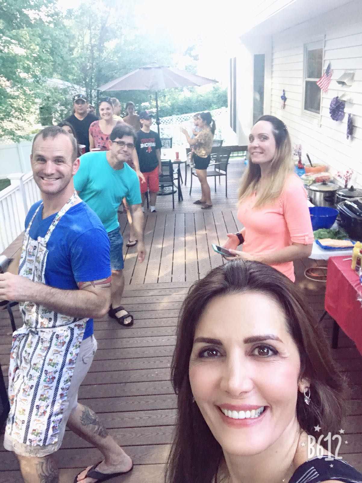 Grill and Chill Baltimore BCBAs