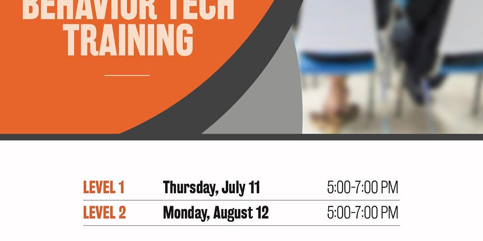 North Jersey Behavior Tech Training