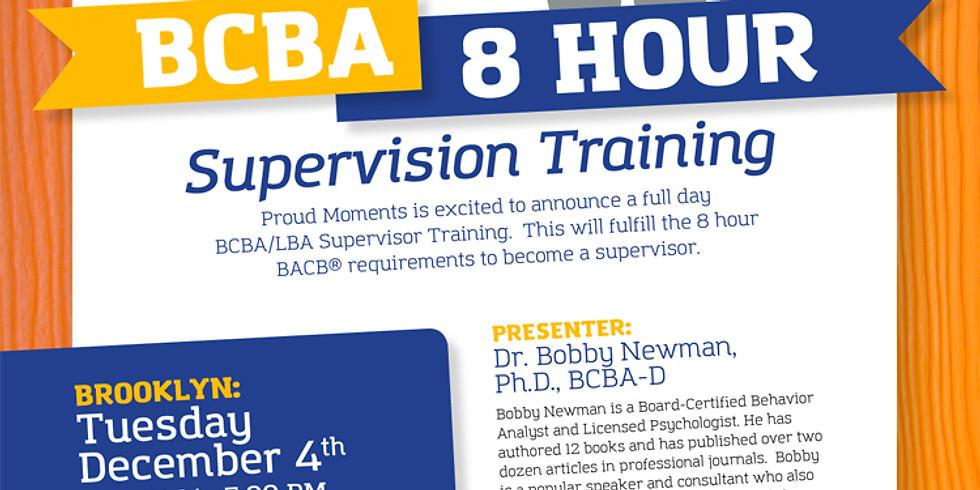 BCBA Supervision Trainig