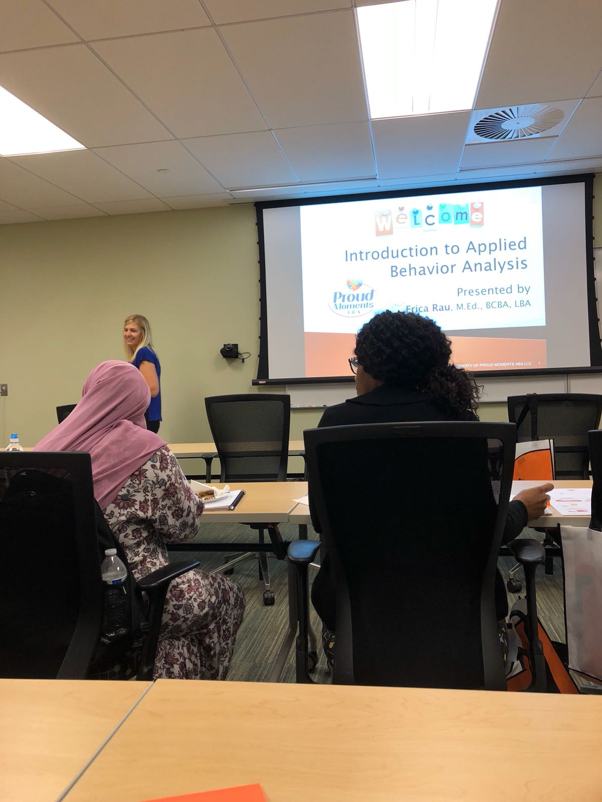 Introduction to ABA at Montgomery Colleg