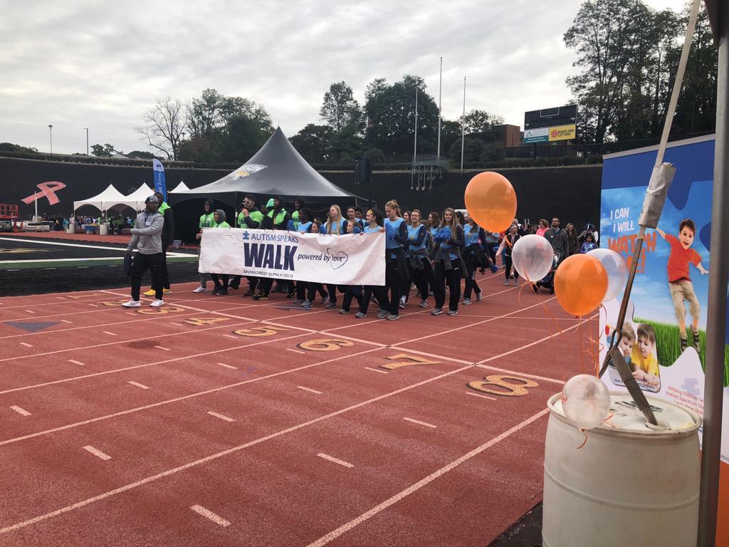 Autism Speaks Walk Baltimore