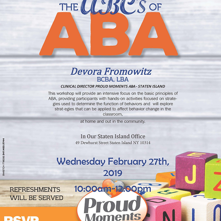 The ABC's of ABA