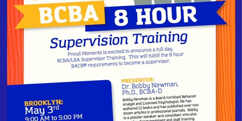 BCBA Supervision Training