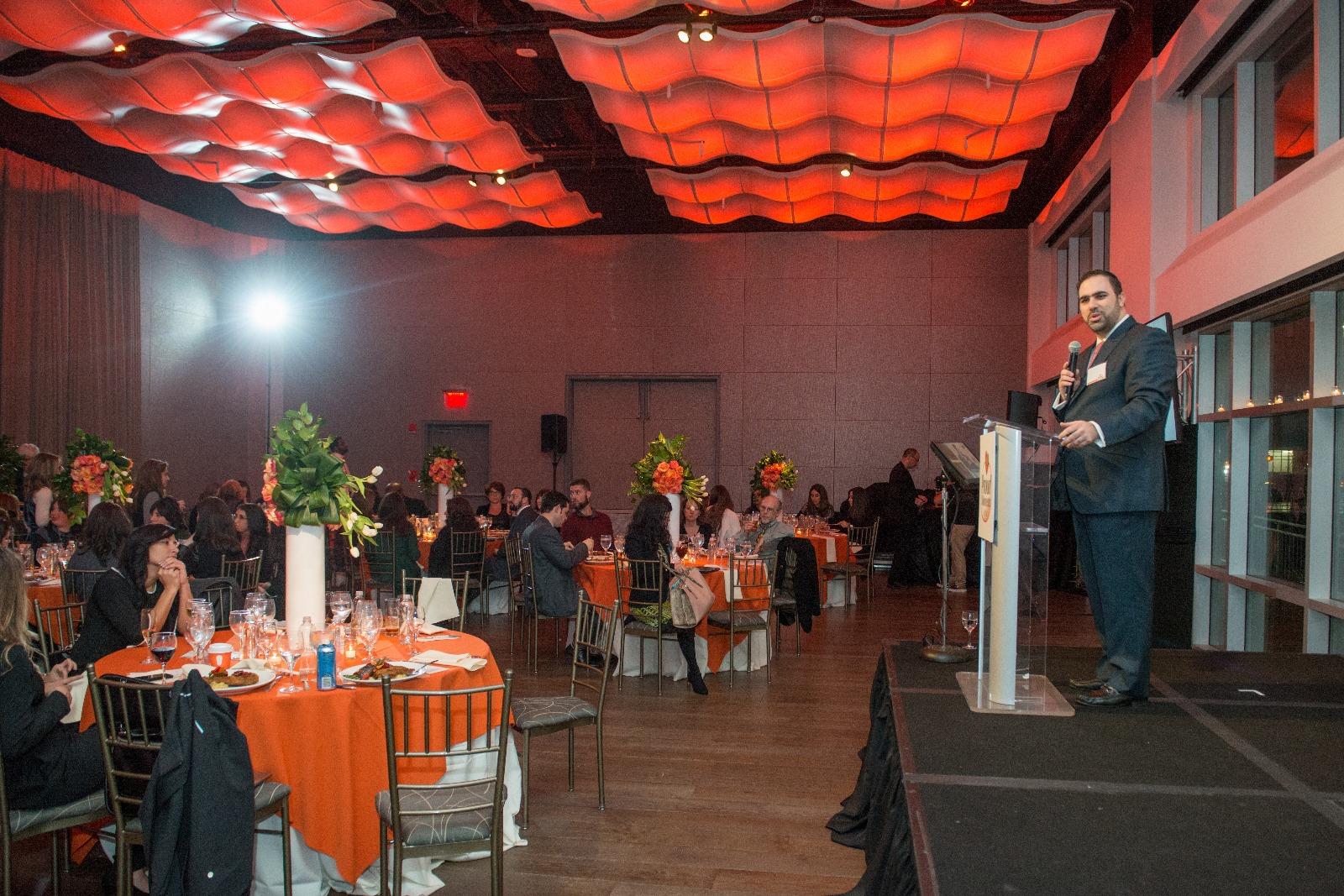 CEO Eli Rubin at BCBA Appreciation Event