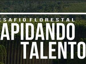 Desafio Florestal Lapidando Talentos: HOMOLOGAÇÃO DE INSCRIÇÕES