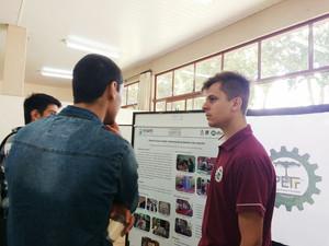 VII Semana Acadêmica de Engenharia Florestal