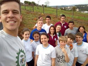 3º Dia de Atividades do projeto Escola Verde